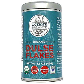 Oceans Balance Organic Dulse Flakes, 1.5 OZ