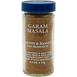 Morton & Bassett Garam Masala, 1.9 oz