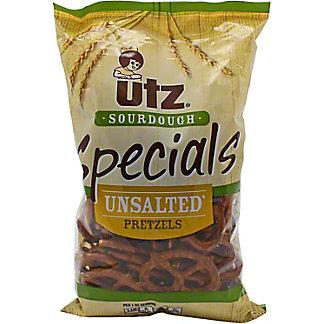 Utz Unsalted Specials Pretzels, 16 oz