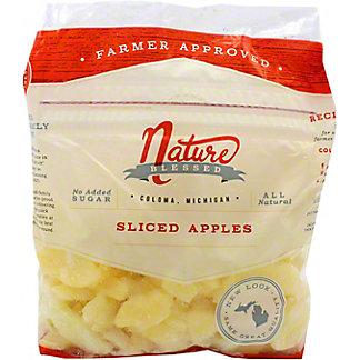 Nature Blessed Frozen Sliced Apples, 40 oz