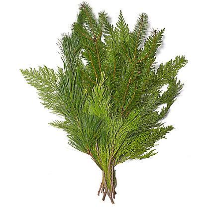 Mixed Evergreen Bouquet, ea
