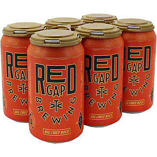 Red Gap Big Chief Bock, 6 pk