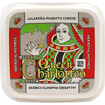 Queen Charlotte's Pimento Her Royal Hotness Jalapeno, 10 oz