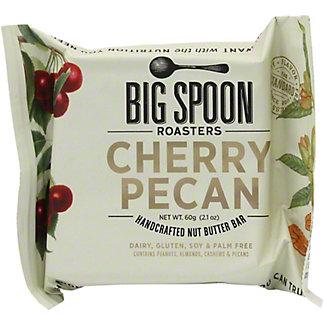 Big Spoon Roasters Nut Butter Cherry Pecan Bar, 60 G