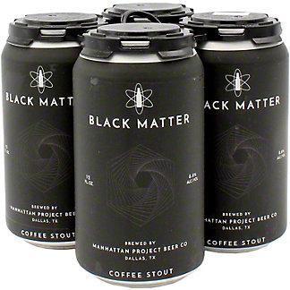 Manhattan Project Black Matter, 4 pk