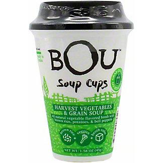 BOU Harvest Veggie Grain Soup, 1.58 oz