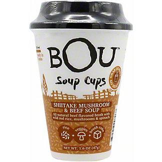 BOU Beef Shiitake Mushroom Soup, 1.6 oz