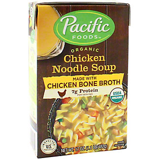 Pacific Chicken Bone Broth Noodle, 17 oz
