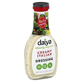 Daiya Creamy Italian Salad Dressing, 8.36 OZ