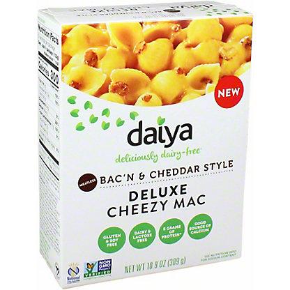 Daiya Bac'n and Cheddar Style Deluxe Cheezy Man, 10.9 OZ