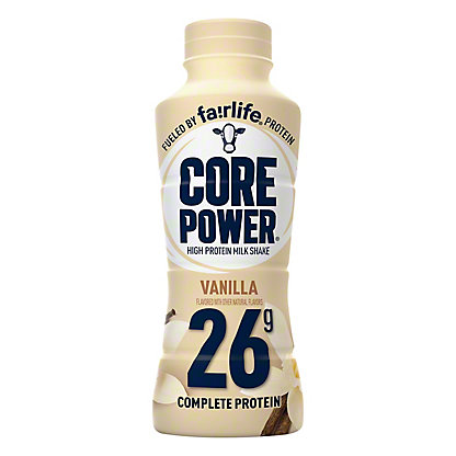 Core Power Vanilla 26 Grams Complete Protein, 14 oz