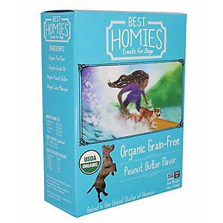 Best Homies Peanut Butter Dog Treats, 16 oz