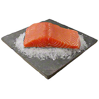 Fresh Norwegian Salmon Fillet , lb