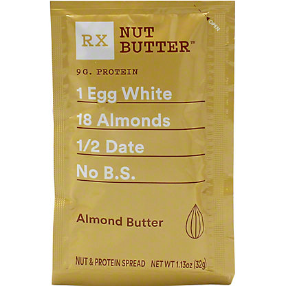 Rx Nut Butter Almond Butter, 1.13 oz