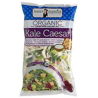 Josie's Organics Kale Caesar Salad Kit, 9.25 oz