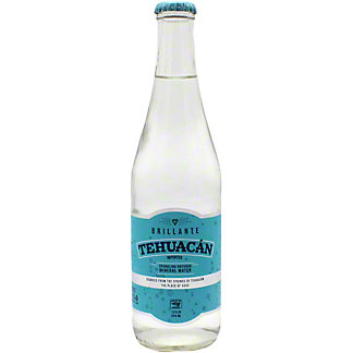 Tehuacan Sparkling Natural Mineral Water, 12 OZ
