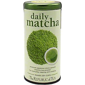 The Republic of Tea Daily Matcha, 1.5 OZ