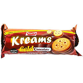 Parle Kreams Gold Chocolate, 70 g