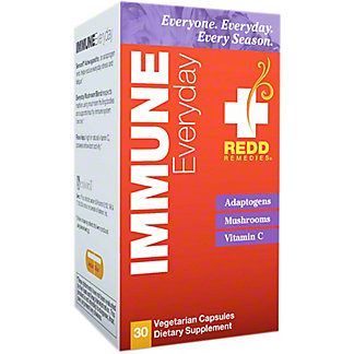 Redd Remedies Immune Everyday Capsules, 30 Ct
