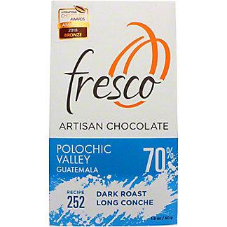 Fresco Polochic 70% Dark Roast, 50 G