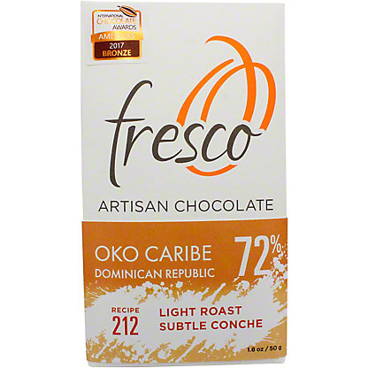 Fresco Oko Caribe 72% Light Roast, 50 G