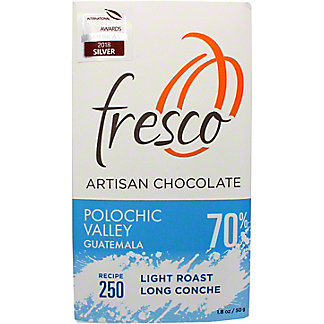 Fresco Polochic Valley 70% Light Roast, 50 G