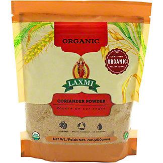 Laxmi Organic Coriander Powder, 7 oz