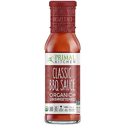 Primal Kitchen Organic Classic BBQ Sauce, 8.5 oz