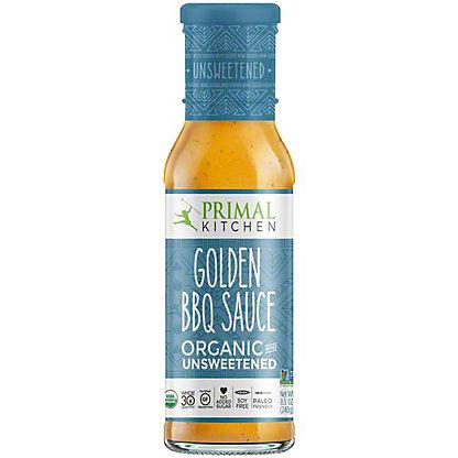 Primal Kitchen Organic Golden BBQ Sauce, 8.5 oz