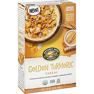 Natures Path Organic Golden Turmeric, 10.6 oz