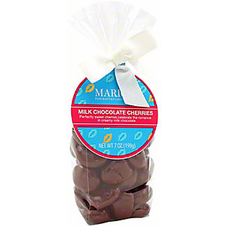 Marich Milk Chocolate Cherries, 7 oz