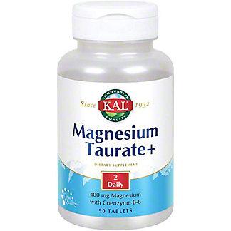 KAL Magnesium Taurate +, 90 ct