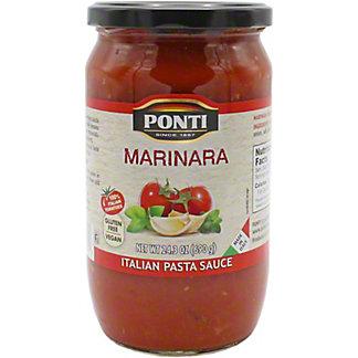 Ponti Sauce Pasta Marinara, 24.3 OZ