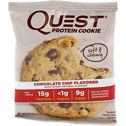 Quest Protein Cookie Chocolate Chip, 2.08 oz
