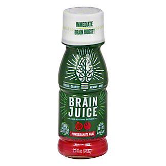 Brainjuice Pomegranate Acai Caffeinated, 2.5 OZ