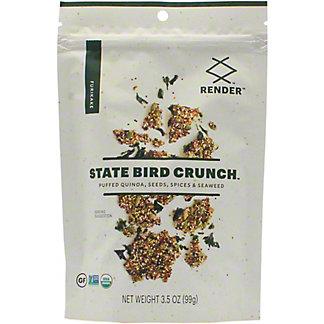 Render State Bird Furikake Crunch, 3.5 oz