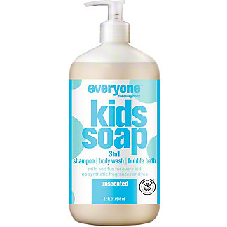 Everyone Kids Soap Unscented, 32 fl oz