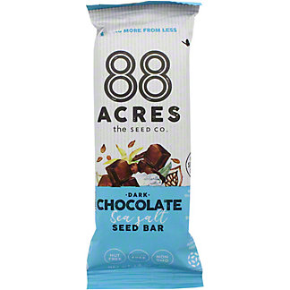 88 Acres Dark Chocolate & Sea Salt, 1.6 oz