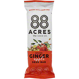 88 Acres Apple & Ginger, 1.6 oz