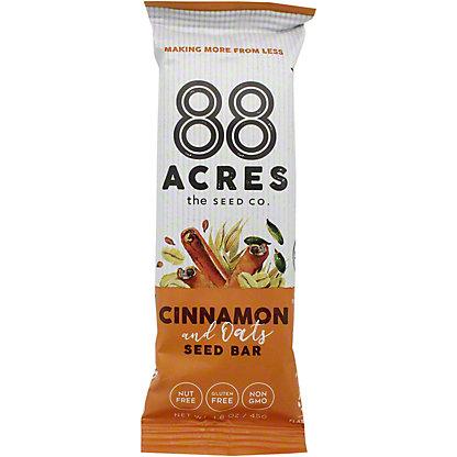 88 Acres Oats & Cinnamon, 1.6 OZ