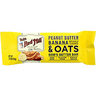 Bobs Red Mill Oat Peanut Butter Banana, 1.76 OZ