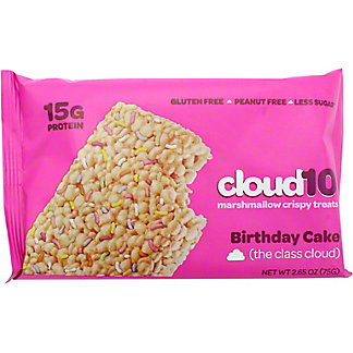 Cloud 10 Marshmallow Birthday Cake, 2.65 oz