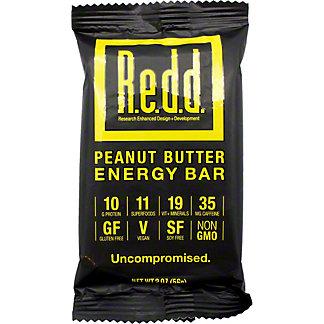 Redd Bar Energy Peanut Butter, 2 oz