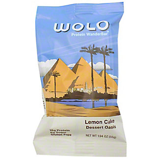 Wolo Bar Lemon Cake, 1.94 oz