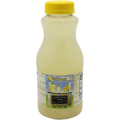Country Acres Classic Lemonade, 12 OZ