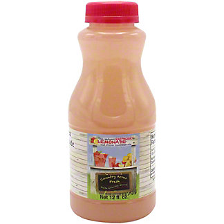 Country Acres Raspberry Lemonade, 12 OZ