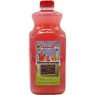 Country Acres Strawberry Lemonade, 59 OZ