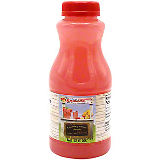Country Acres Strawberry Lemonade, 12 OZ