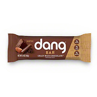 Dang Bar Chocolate Sea Salt, 1.4 OZ