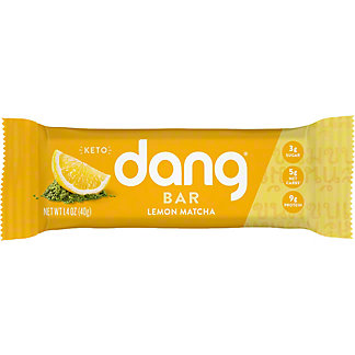 Dang Bar Lemon Matcha, 1.4 OZ